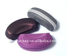 PU leather EVA sunglasses case