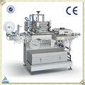 Etikettendruckmaschine/label druckmaschine/vollautomatische one- farbe siebdruck marke Drucker( jdz1030)