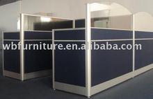 Iş istasyonu bölüm/Vip Ofis mobilyaları, yüksek bölümü/ticari ofis mobilyaları
