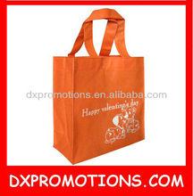 Low MOQ Nonwoven Promotional shopping bag/nonwoven shopping bag