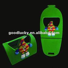 Flexible soft pvc mobile phone holder(MH-909)