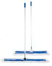 standard microfiber lobby dust mop/dust mop/flat mop