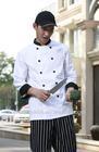 Chef Jacket/restaurant cotton kitchen chef uniform/ bar uniform