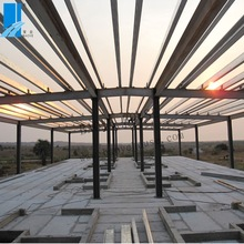 prefabricated Steel structure hotel (Angola hotel)