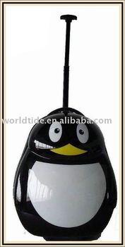 penguin trolley case cartoon bag cartoon trolley luggage penguin luggage