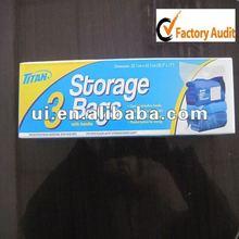 LDPE Zip lock storage bag