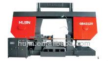GB Double columns metal cutting Band sawing machine