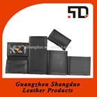 UK Popular Good Handcraft Genuine Leather Notecase/Wallets