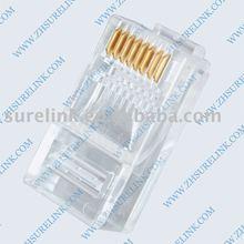 RJ45 connector/ rj45 /rj45 plug