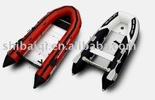 Inflatable Aluminum Boat