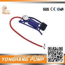 bicycle single cylinder foot air pump