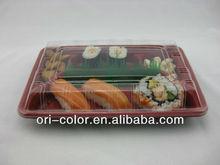plastic sushi food container