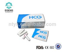 home pregnancy test equipment (cassette)
