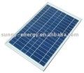 20wp poly panneaux solaires