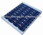 High Efficiency mono TUV,CE,SGS,CEC,IEC,ISO,OHSAS,CHUBB Approval mono crystalline Silicon Solar Module pv solar panel module