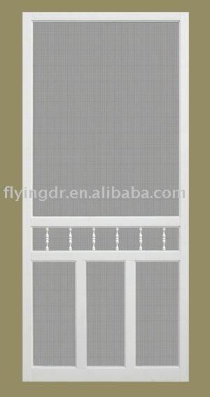 Porte moustiquaire en pvc  porte moustiquaire pvc sur