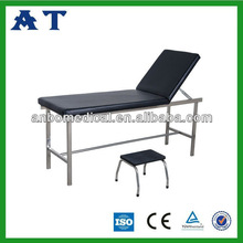 hospital stainless steel examination couch