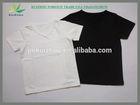 100% Cotton Plain Color Blank T Shirt Baby T-shirts