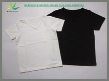 100% Cotton Plain Color Blank T Shirt Baby T-shirts