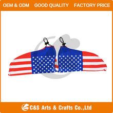 Car Mirror Flag, America Car Mirror Flag, USA Car Mirror Flag