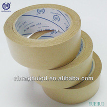 Water Activated Kraft Paper Tape with high adhesive