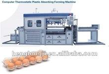 automatic plastic egg tray making machine