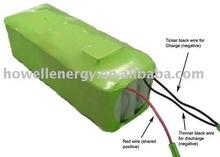 36V 20Ah e-bikes lithium-ion battery