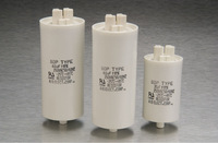 PBT Plastic Box Lighting Capacitor