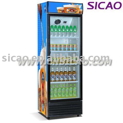 210l Vertical Pepsi Display