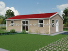 cheap prefab Integrated LGS Villa