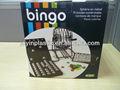 Alto desempenho 6-inch bingo de metal / profissional jogo de bingo / bola de bingo