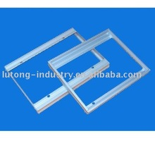 anodized PV solar panel frame for poly crystalline module 72 cells