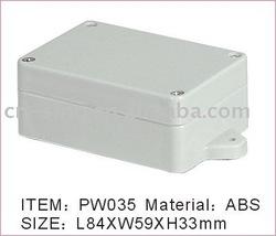 plastic box for electronics