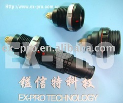 IP68 standard outdoor use waterproof connector
