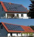 Systèmes solaires domestiques
