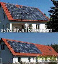 home solar energy system