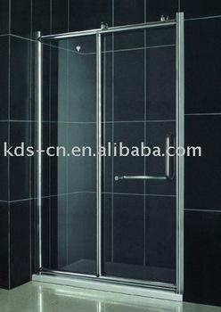 single sliding shower door PA02