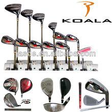 Fitness personalizzato mazze da golf, personalizzati golf club di montaggio