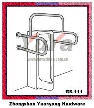 Hospital grab bar, bathroom handrail stainless steel, GB-111