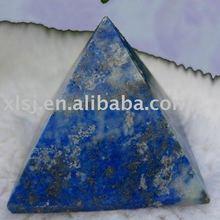 Natural Lapis Lazuli Pyramid
