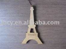 2015 french romance wooden car decoration