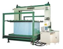 Oscillating type Automatic CNC Foam Block Contour Cutting Machine