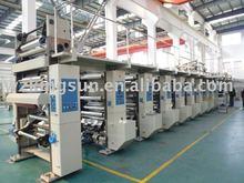 China Best Plastic Film High Speed Computer Control Rotogravure Printing Machine