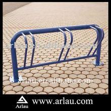 Arlau Customized Steel Bike Rack Outdoor Bike Rack with Two Seaters