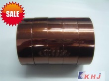 Dark brown high temperature polyimide tape from professional manufacture