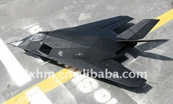 F117 rc airplane