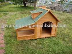 New Product Wooden Dog Kennel
