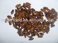Microwave dried silkworm