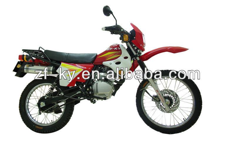 ZF200GY-2(2) Chongqing dirt bike 200cc, motor cycle, electric/kick start