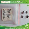 tubo bucal ortodoncia roth 022 materiales dentales